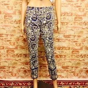 NEW Tory Burch Cropped Skinny Pant, size 29